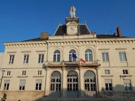 Découvrez l'histoire de la mairie ! Pass sanitaire obligatoire