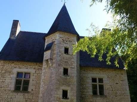 Découverte d'une demeure seigneuriale du XVIIIe siècle