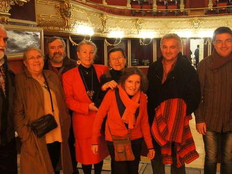 Contes locaux avec l'association Caus'ette