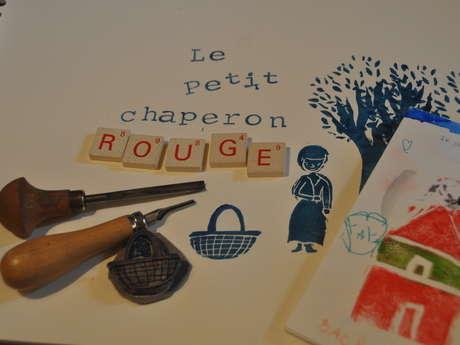 "Stage illustration gravure - ""Chacun sa version"""