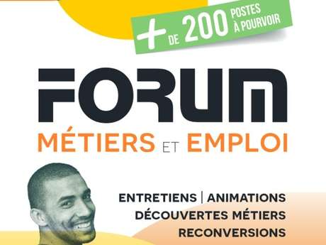 Forum des métiers et de l'emploi_2ème édition