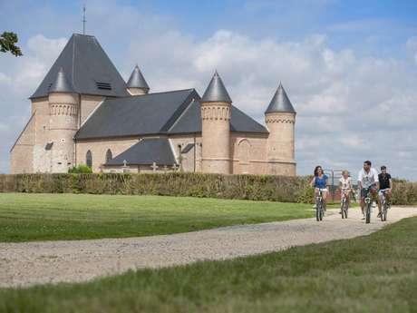Église fortifiée Saint-Médard