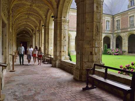 Site Abbatial de Saint-Michel