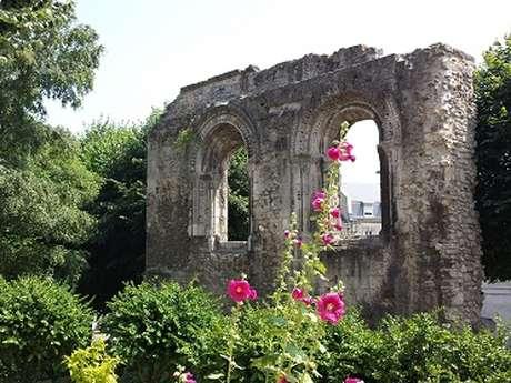 Ruines de l'Abbaye Notre-Dame