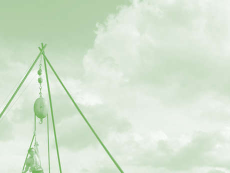 Festival Mosaïque - Installation Tripode