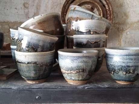 Portes ouvertes à l'atelier de poterie La Tourelle