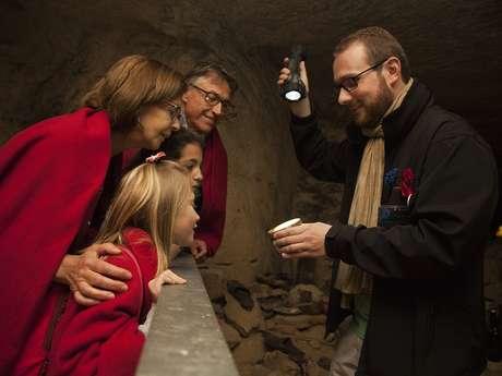 Centre d'Accueil du Visiteur • Caverne du Dragon