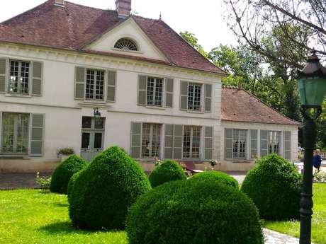 Château de Montbertoin