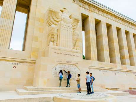 Le Monument de la Cote 204 et Visitor Center