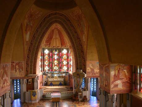 Eglise Saint-Martin de Martigny-Courpierre