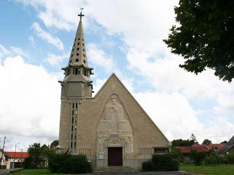 Eglise Saint-Martin de Monthenault