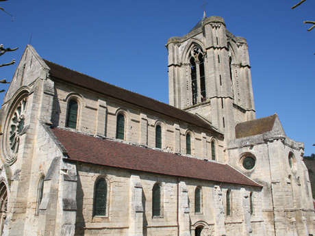 Eglise Saint-Jean-Baptiste de Vorges