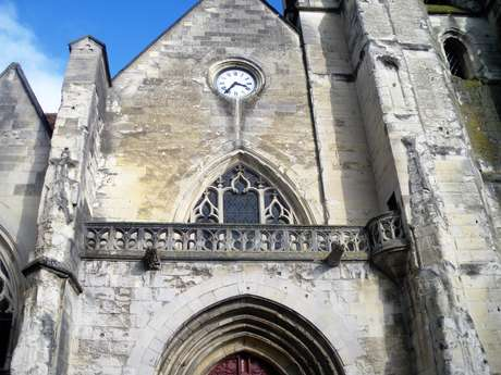 Eglise Saint-Crépin de Château-Thierry