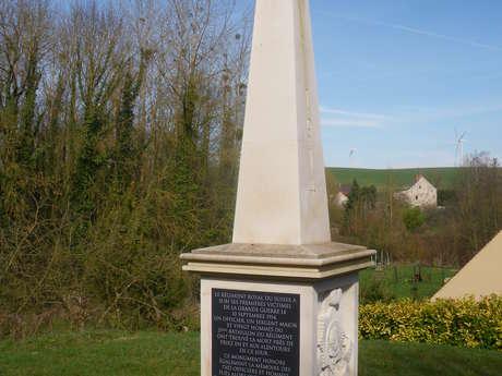 Monument de Priez