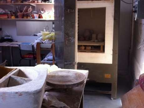 Atelier de poterie la Barbotine