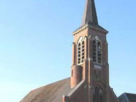 Eglise Sainte-Wandrille