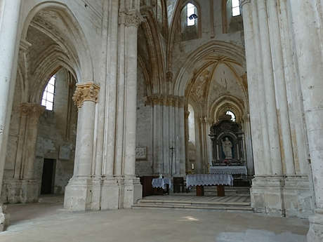 Eglise Saint-Martin de Nouvion-le-Vineux