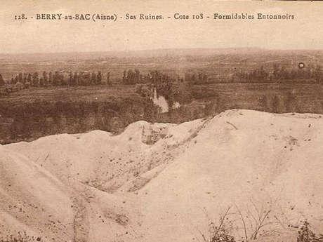 La Cote 108 de Berry-au-Bac