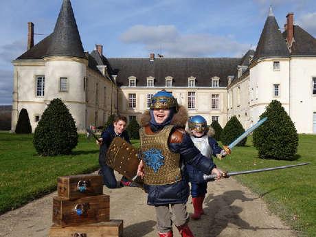 Chasse aux trésors : le trésor du Petit Prince Eugène