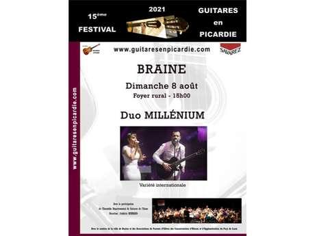 Guitares en Picardie - Duo Millénium