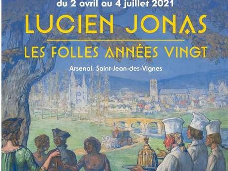 Exposition Lucien Jonas. Les Folles années 20