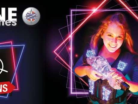 Megazone Laser games Soissons