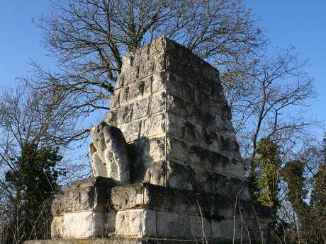 Monument allemand de Pancy
