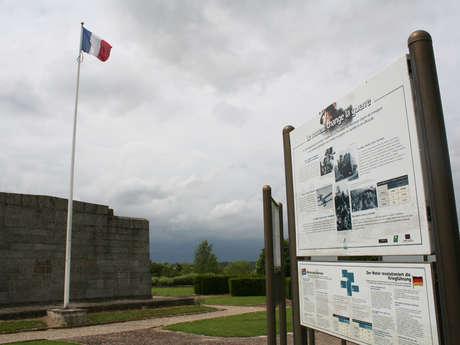 Monument des chars d'assaut de Berry-au-Bac