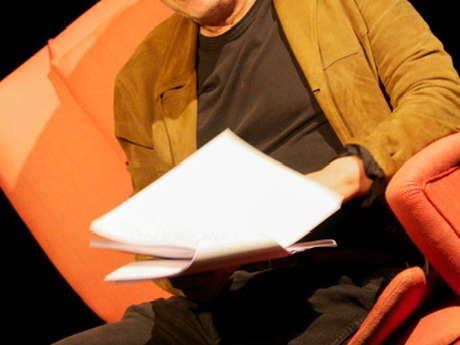 """Fabrice Luchini """"Des écrivains parlent d'argent"""""""
