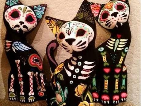 "Atelier Artistique ""Dia de Muertos"""