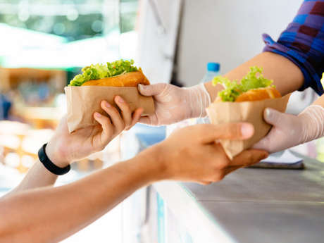 Food Trucks : Pizza Andiamo