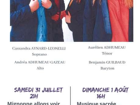 Concert A Capella
