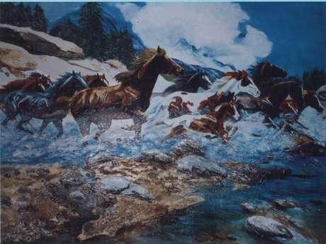 Exposition Claudine Cassereau