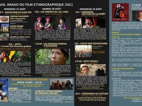 Festival Anako du Film Ethnographique 2021