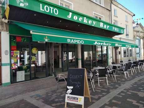 Le Jockey Bar