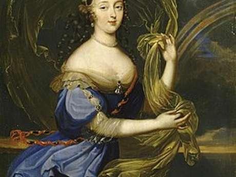 Les dernières années de Madame de Montespan, dame d'Oiron (1700-1707)