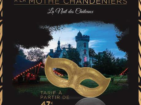 La Nuit des Châteaux au Château de la Mothe-Chandeniers