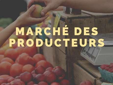 Marché des producteurs - Monts-sur-Guesnes