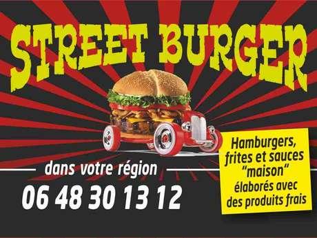 Food Trucks : Street Burger