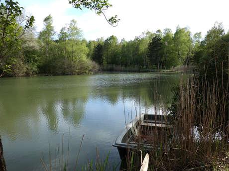 Etang de pêche communal