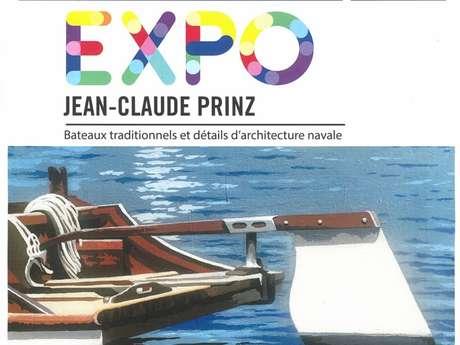 """Exposition : Jean-Claude Prinz """"Bateaux traditionnels et détails d'architecture navale"""""""