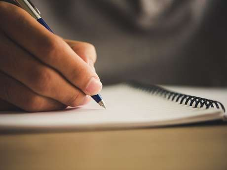 Atelier d'écriture ludique