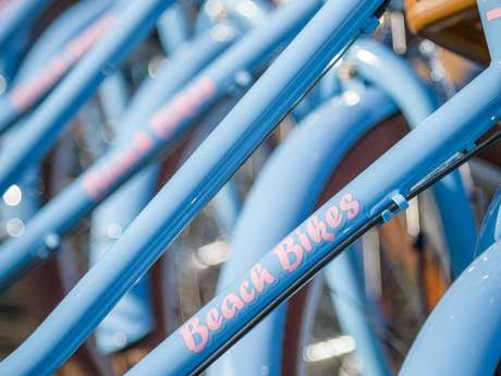 Beach Bikes Arcachon