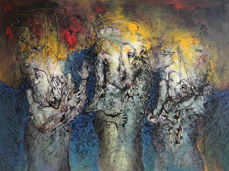 Exposition temporaire : Marcel HASQUIN