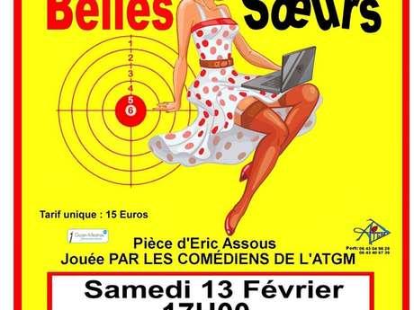 Théâtre les Belles Soeurs par l'ATGM