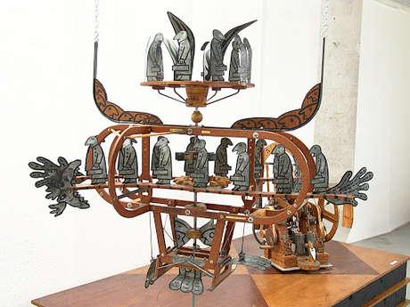 """Exposition """"Fabriquer : du geste aux machines"""""""