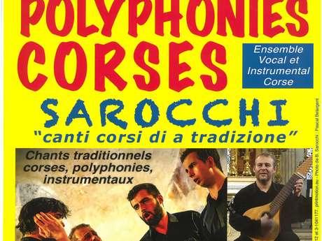 L'Ensemble Vocal et Instrumental Corse Sarocchi - I canti di a tradizione