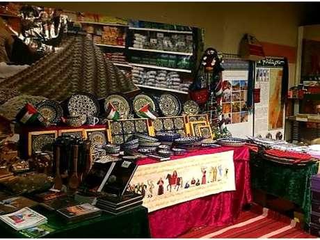 Marché Interculturel Bretagne Palestine en Cap-Sizun