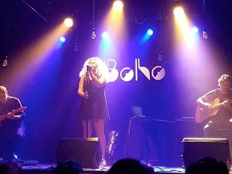 Marché/Concert - Les mardis de la presqu'île - Boho