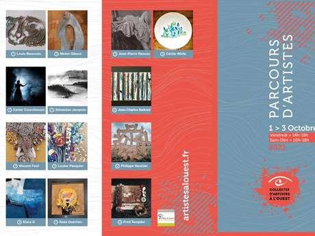 Ouverture des ateliers d'artistes - Vincent Fonf, l'Antre de l'éléphant